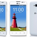 LG L65 Dual-SIM smartphone with Android 4.4 KitKat on sale in Russia