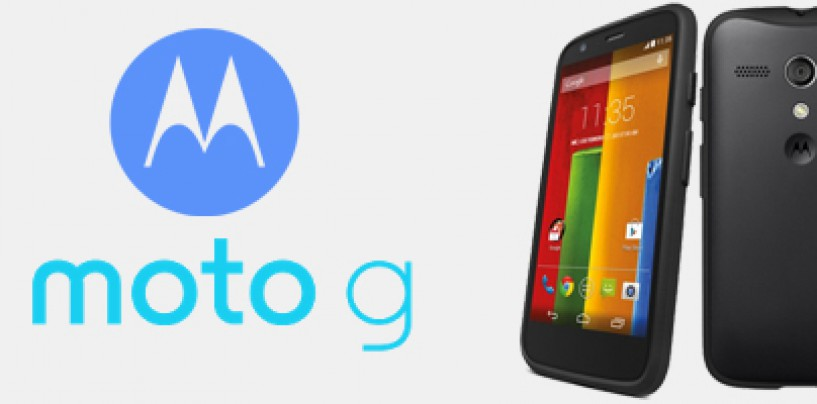 Flipkart offers Rs. 2,000 discount on Motorola Moto G under a buyback scheme