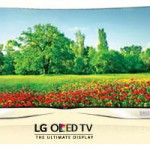 The World's First Curved OLED TV from LG
