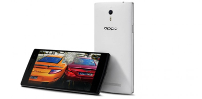 Oppo to launch Find 7 smartphone with QHD display in India by mid 2014