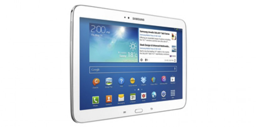 Samsung Galaxy Tab 3 10.1 now listed on company's e-store at Rs. 36,340