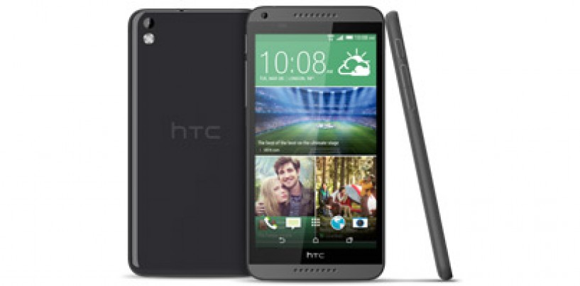 HTC Desire 816 phablet now available online at Rs. 24,750
