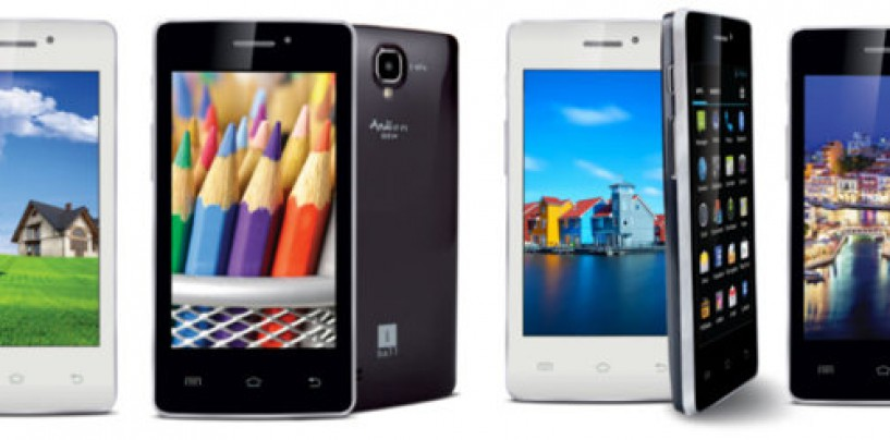 iBall launches Andi4 Gem and Andi4 IPS Velvet budget smartphones in India