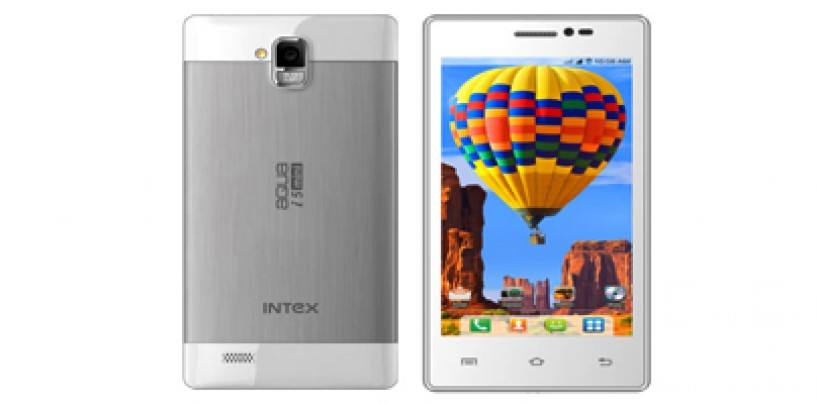 Intex launches Aqua i5 Mini smartphone with 4.5-inch display in India