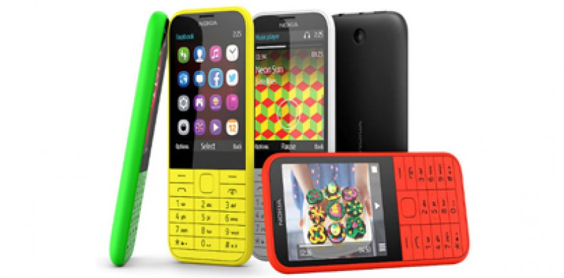 Nokia 225 feature phone with internet support launched at Rs. 3199 in India