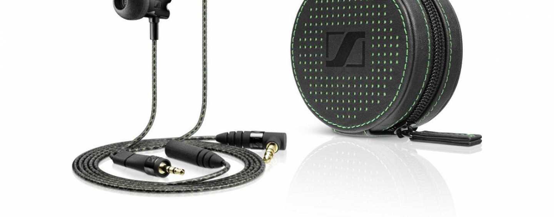 Sennheiser Launches A Premier Range Of Ie800 Earphones Along With High End In Ear Earphone Ie 800 Two Headphone Amplifier Sets