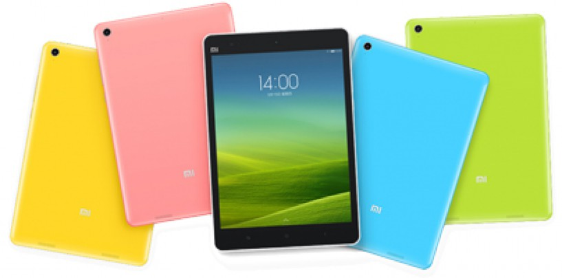 Xiaomi MiPad low-cost tablet with 7.9-inch retina display unveiled