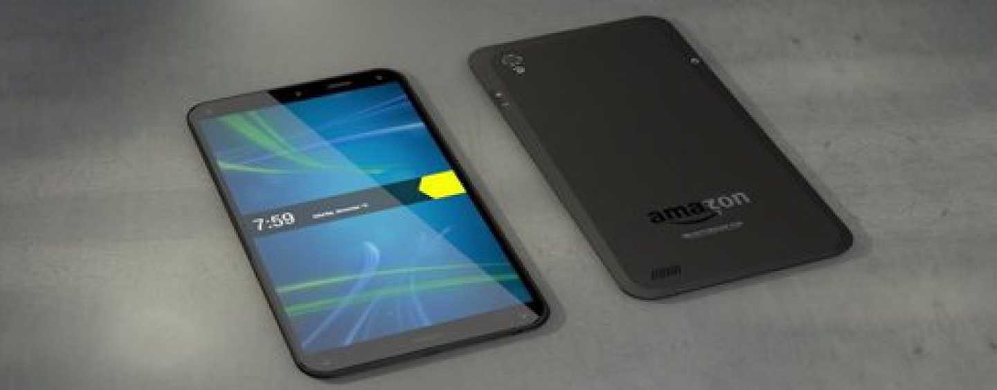 Amazon's first Smartphone – Awesome and Amazing!!