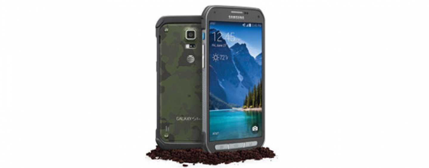 Samsung Galaxy S5 Active with heart rate sensor goes official in US via AT&T