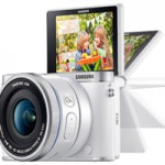 "Samsung Smart camera NX3000 – The ""Selfie Cam"""