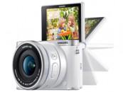 """Samsung Smart camera NX3000 – The """"Selfie Cam"""""""