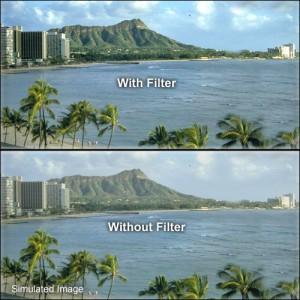 1. UV Filter