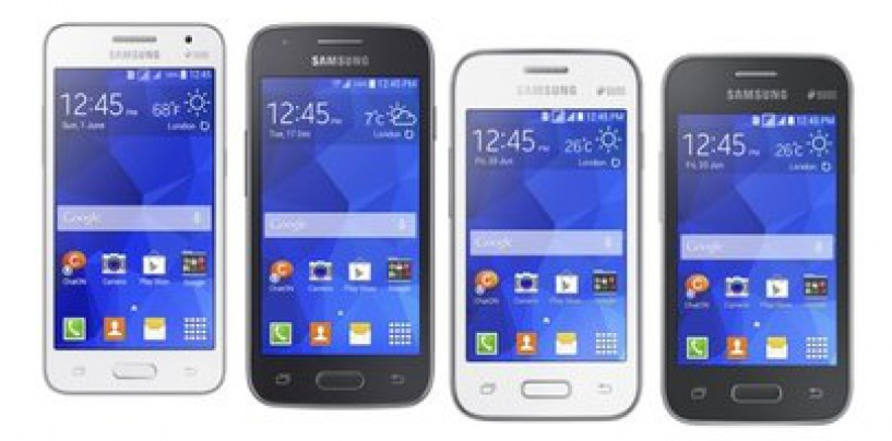 Budget Android 4.4 KitKat Galaxy Smartphones launched by Samsung