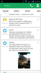 trafficline