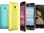 Zenfone series by Asus hits Indian market with a bang !!
