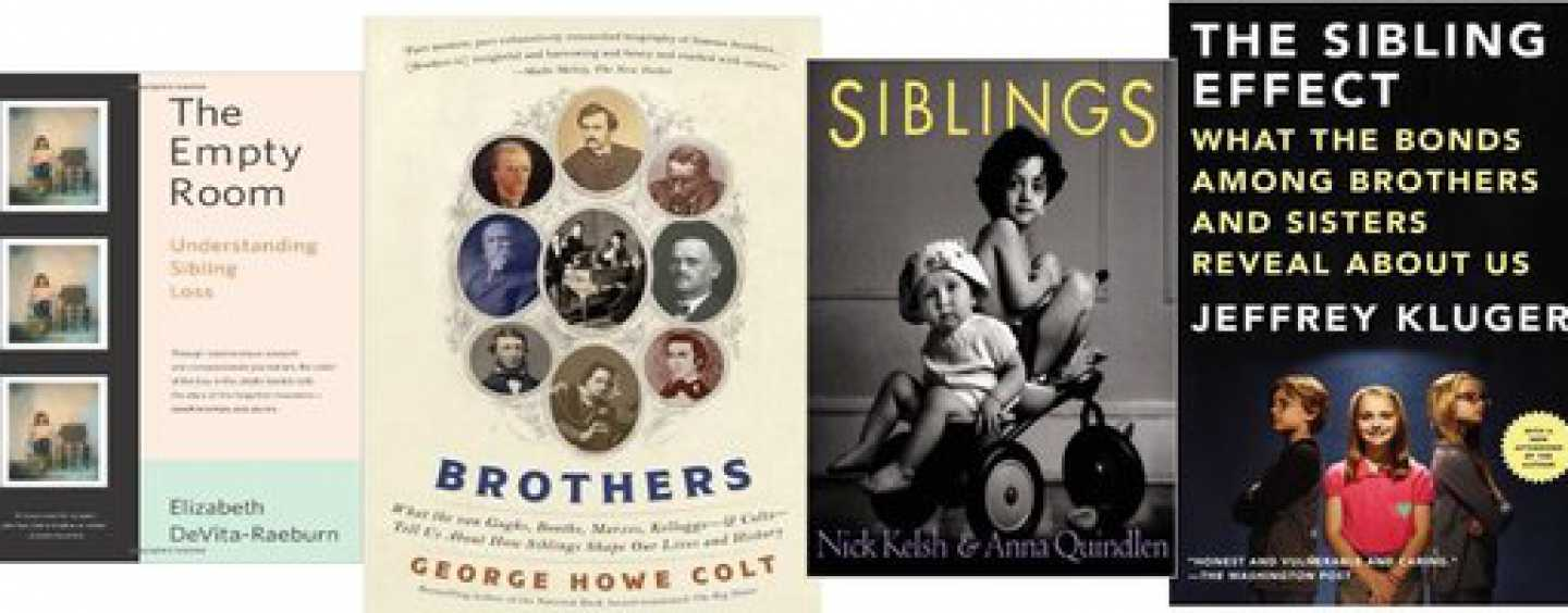 4 Best Reads on Sibling Relationships