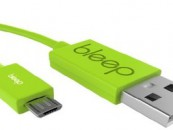 Every smartphone deserves a Bleep smart charging cable