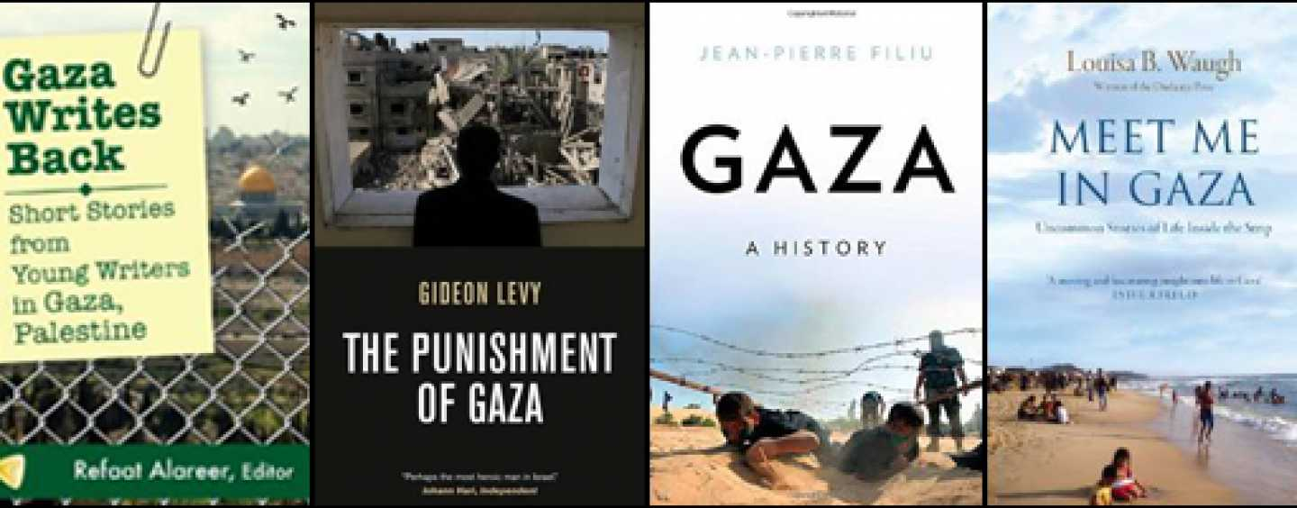 4 Books to help you Understand Gaza History