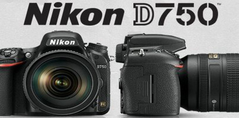 Nikon's new launch DSLR D750 : Is the Next-Gen DSLR We've Been Waiting For