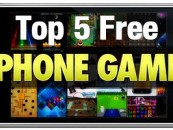 Top 5 Free Gaming Apps For iPhone Users