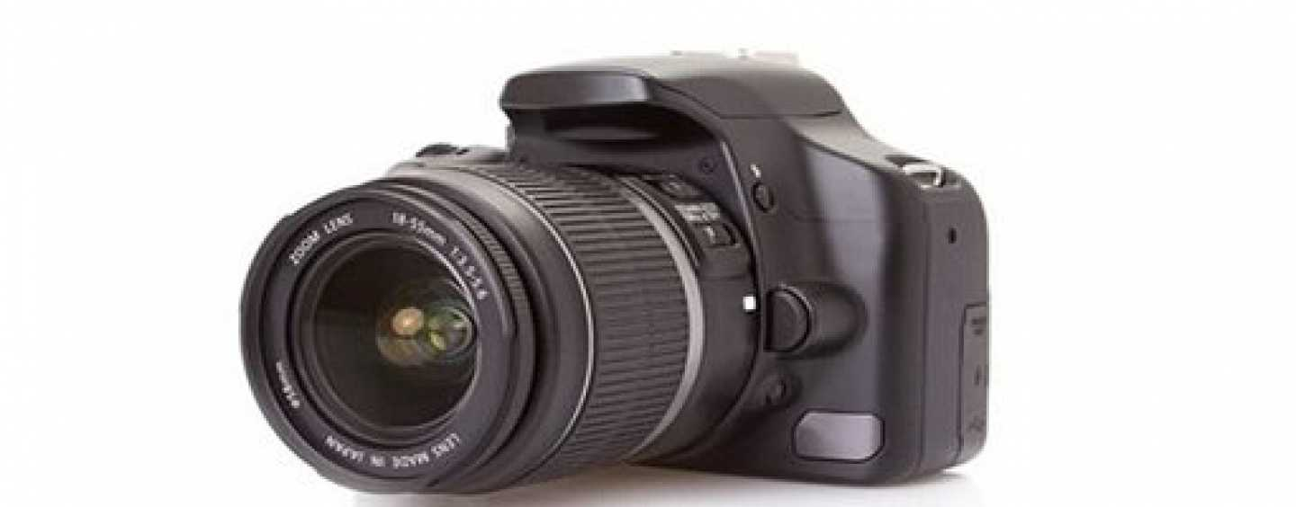 5 Things to Consider While Buying a DSLR