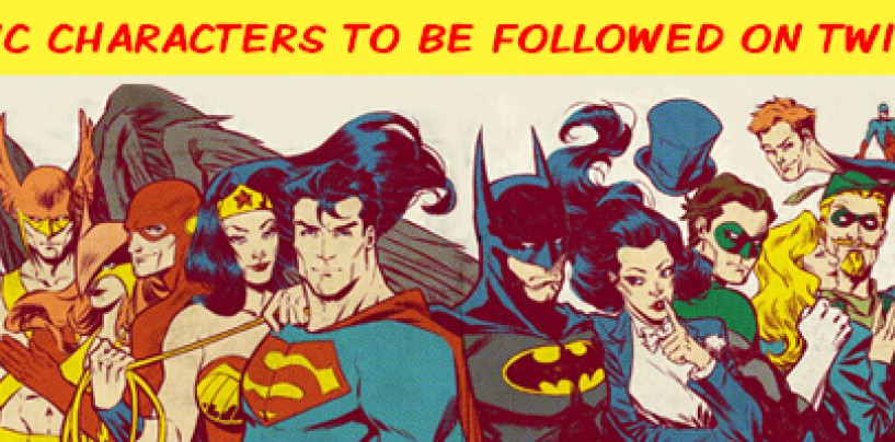 8 Talented Comic Book Artists to follow on Twitter