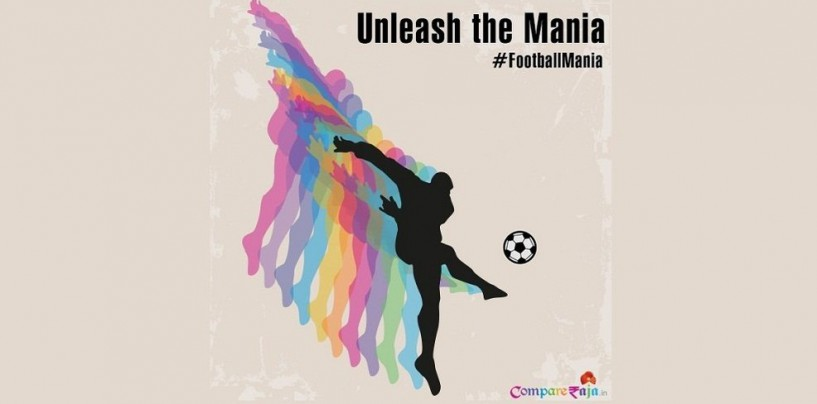 Unleash the #FootballMania