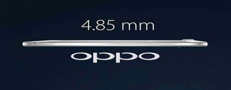 Oppo R5 – The Next Level Slim Phone