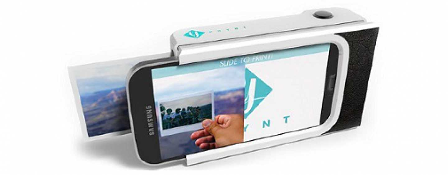 Prynt – The smartphone case that lets you print your selfie