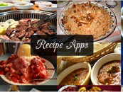10 Best Recipe Apps that can make you a Master Chef