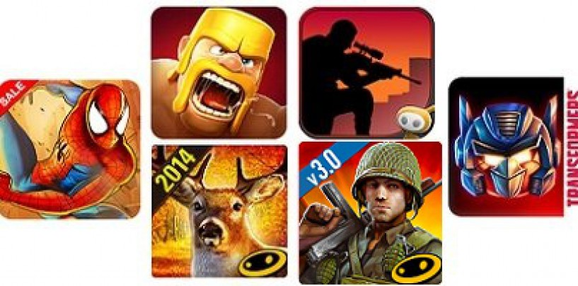 Quest for Thrilling Adventure ends with these Top 6 Action Android Games