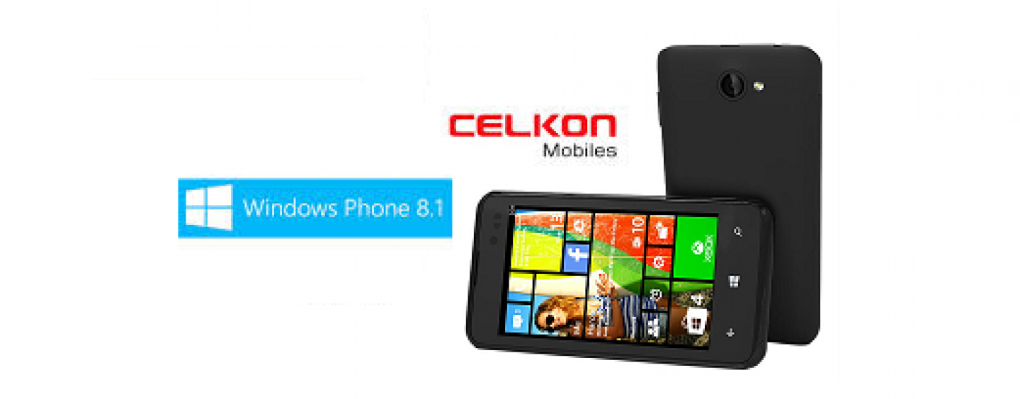 Celkon Win 400 – The Cheapest Windows Phone is Here