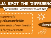 Participate in CompareRaja's Spot the Difference – Win Exciting Prizes