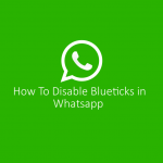 Easy steps to disable WhatsApp read receipts