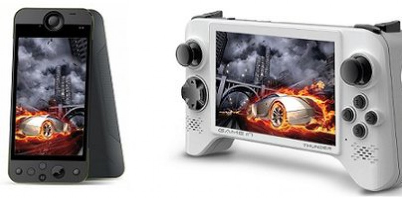 Mitashi Play Thunderbolt  : Gaming smartphone with joystick for Rs.12990