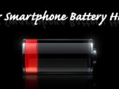 6 Tips on how to save your Smartphone's battery power