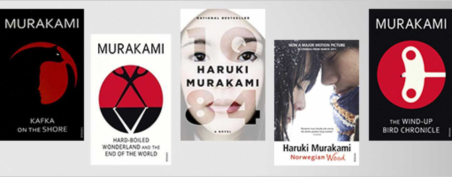5 Must Read Haruki Murakami's books