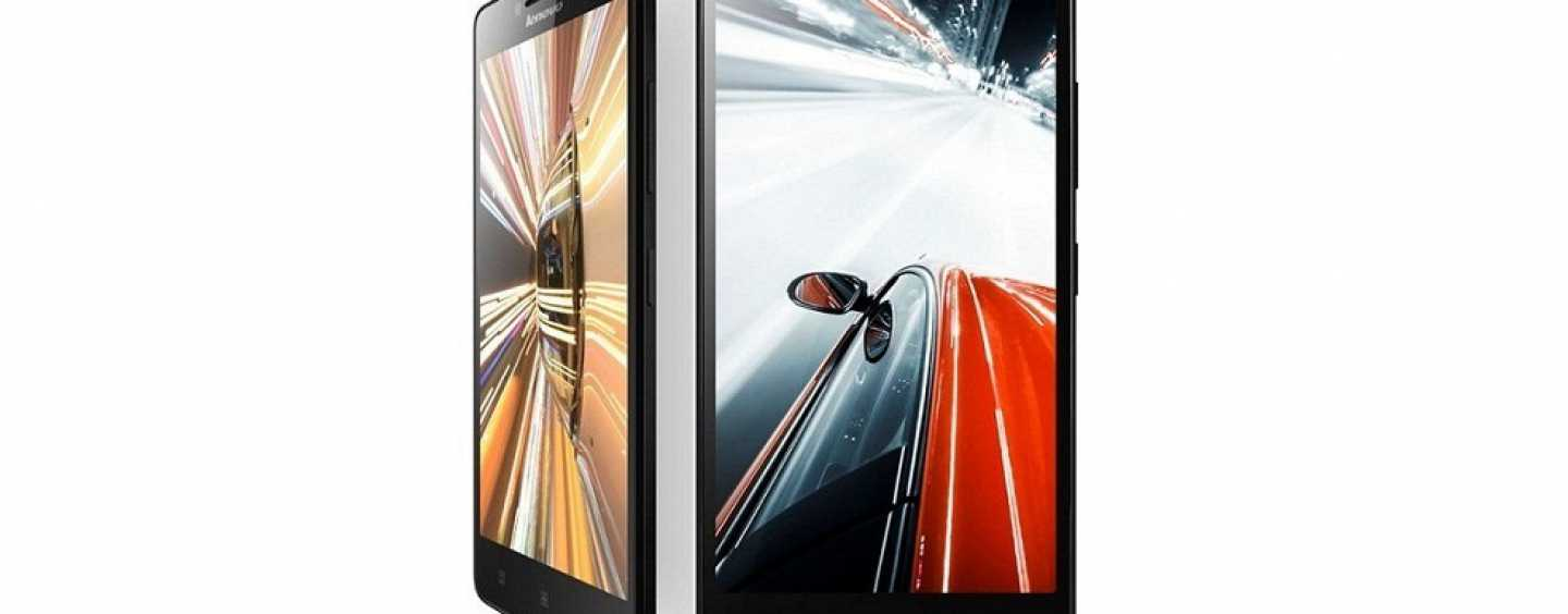 Lenovo A6000 Smartphone – The Best Phone in the Affordable Smartphone Segment