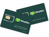 WhatSim – Stay In touch With Your Loved Ones Always