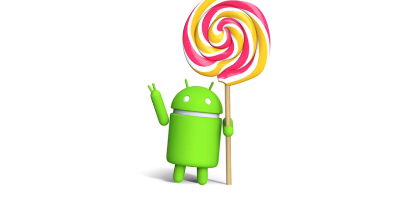 Android One Users in India Soon to Receive the Lollipop Update