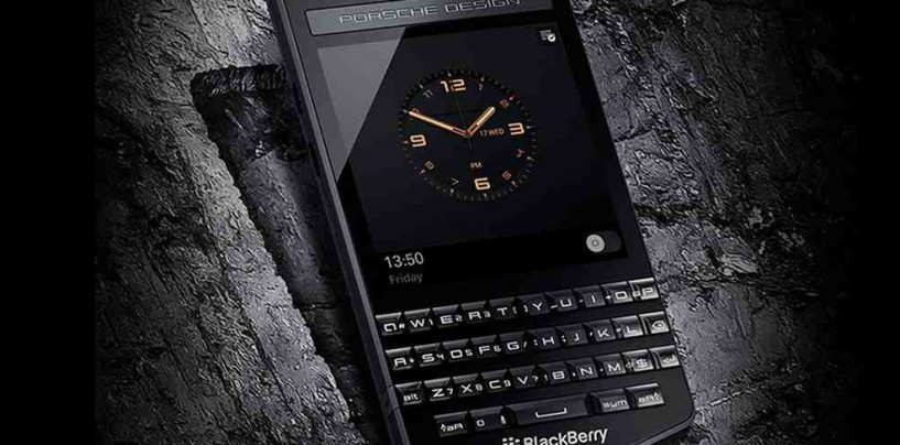 The Growing Graph of the Blackberry Porsche Design P'9983 Graphite