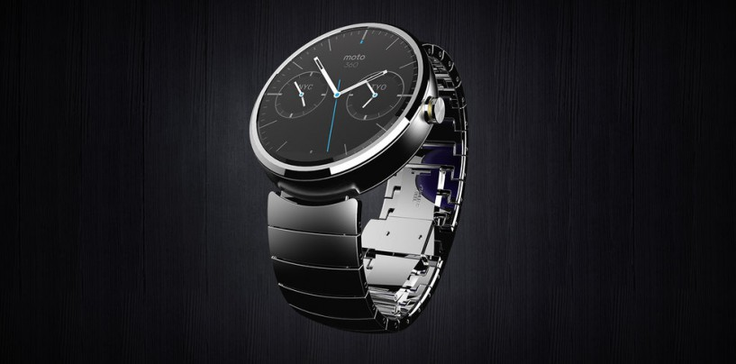The MOTO 360 Watch Promises To Show You Some Good Times