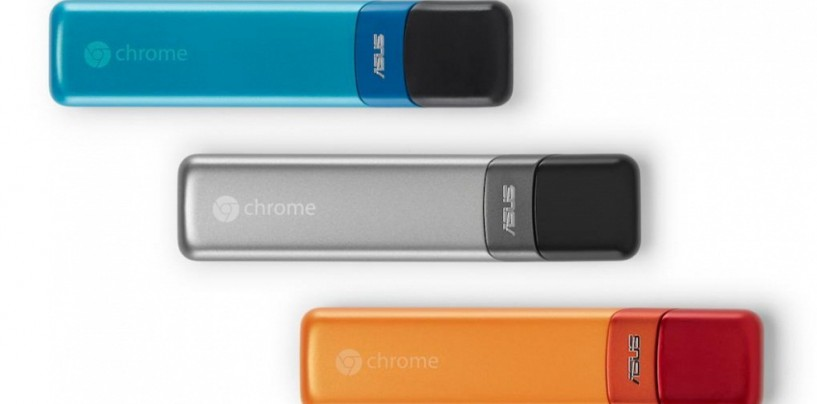 Say Hello to Asus Chromebit – The Computer on a Stick