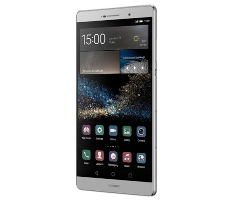 Huawei launched new flagship model Ascend P8