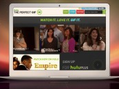 "Find ""The Perfect GIF"" the HULU way!"