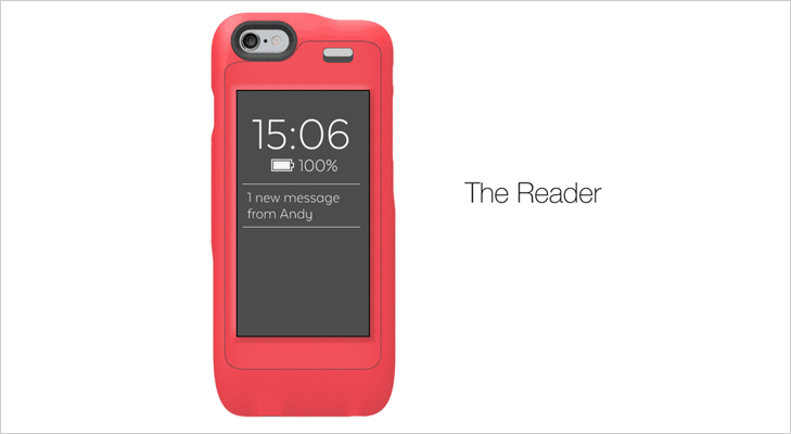 moscase the reader