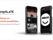 PopSlate Lightening Adds A Second Screen to your iPhone.