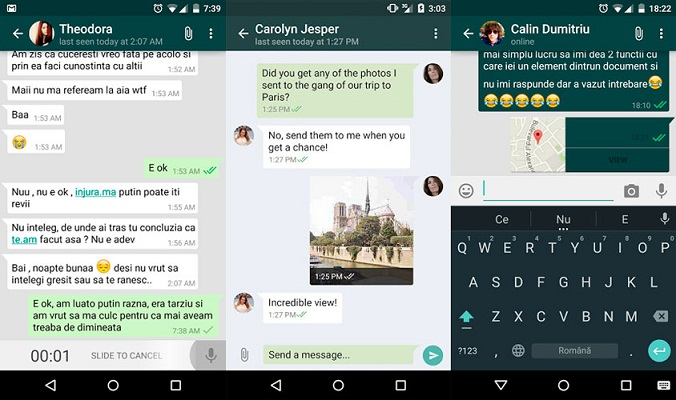 Whtasapp For Android Gets New look With Material Design ...