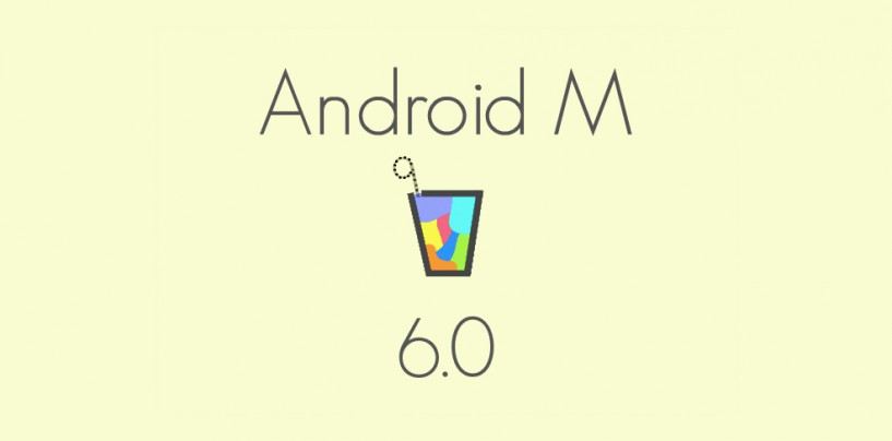 Meet Android M at Google I/O