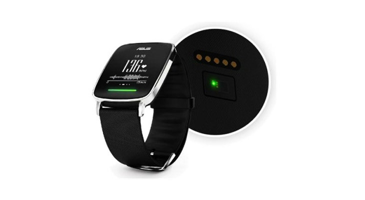asus vivo smart watch led indicator